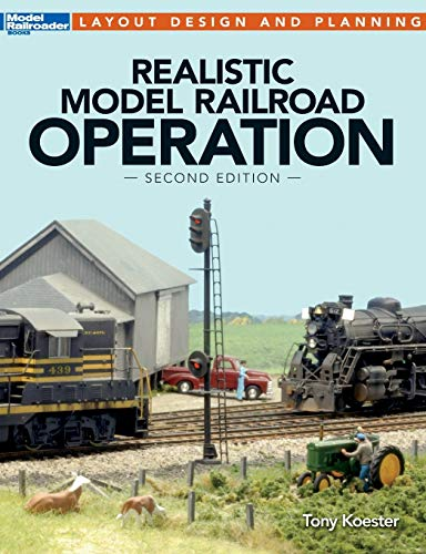 9780890249390: Realistic Model Railroad Operation (Layout Design and Planning)