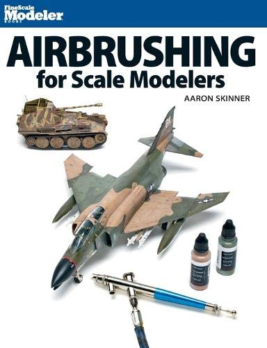9780890249574: Airbrushing for Scale Modelers