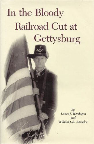 9780890295359: In the Bloody Railroad Cut at Gettysburg