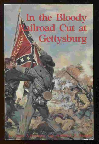 9780890295380: In the Bloody Railroad Cut at Gettysburg