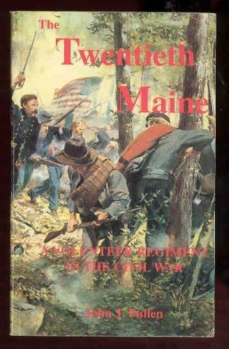 9780890297551: The Twentieth Maine