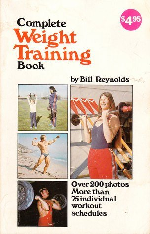 9780890371107: Complete weight training book