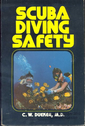 9780890371350: Scuba diving safety