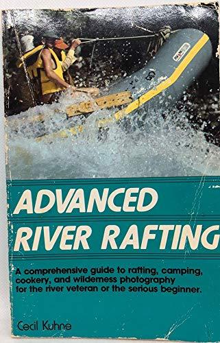 9780890371831: Advanced river rafting