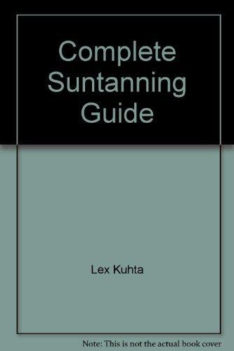 Complete suntanning guide: Lex Kuhta