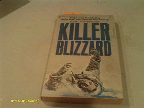 9780890411025: Killer Blizzard