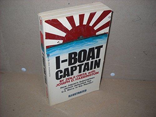 I-Boat Captain: Zenji Orita with