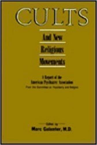 9780890422120: Cults and New Religious Movements