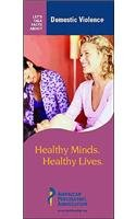 9780890423721: Let's Talk Facts About Domestic Violence: Healthy Minds, Healthy Lives prepack of 50