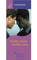 9780890424223: Let's Talk Facts About Schizophrenia: Package of 50