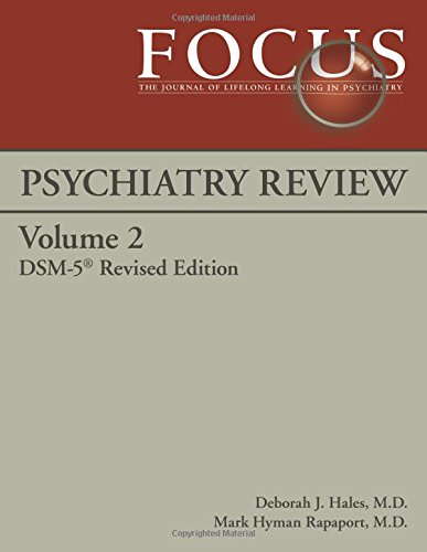 9780890424629: Focus Psychiatry Review: Volume 2