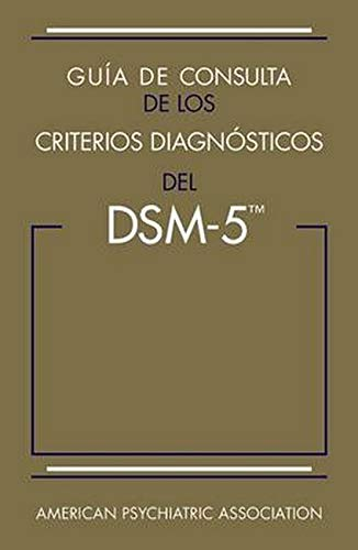 9780890425510: Guia de Consulta de los Criterios Diagnósticos del DSM-5