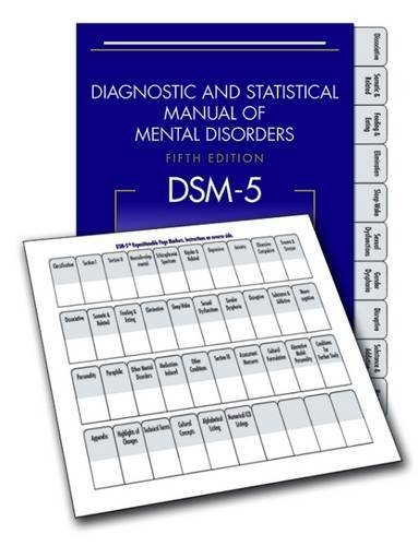 9780890425589: DSM-5 Repositionable Page Markers: American Psychiatric Association