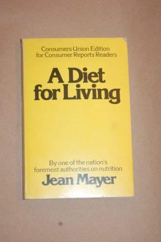 9780890431016: Diet for Living