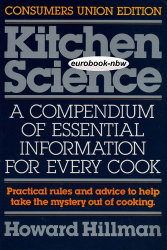 9780890431399: Kitchen science: A compendium of essential information for every cook
