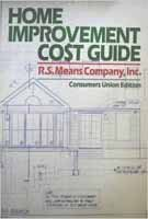 9780890431474: Home Improvement Cost Guide