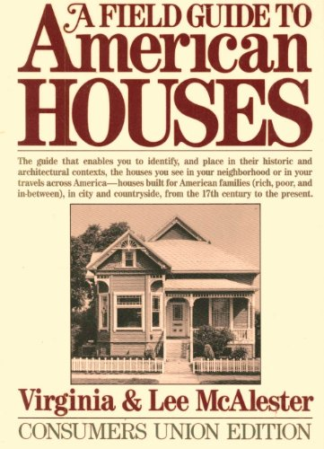 A field guide to American houses (0890431493) by Virginia McAlester