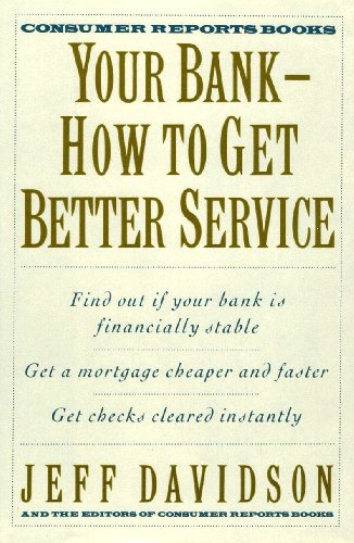 Your bank: How to get better service