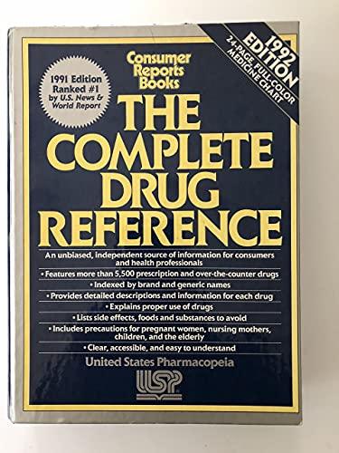9780890434796: Complete Drug Reference (Consumer Drug Reference)
