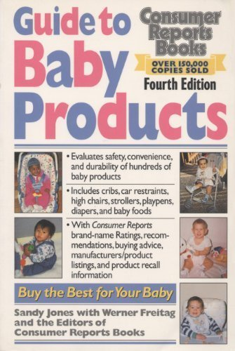 9780890437131: Guide to Baby Products