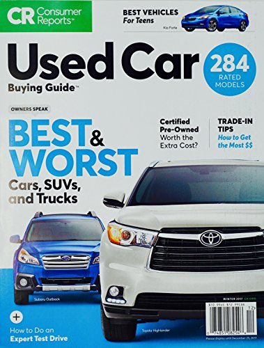 9780890438800: Used Car Buying Guide
