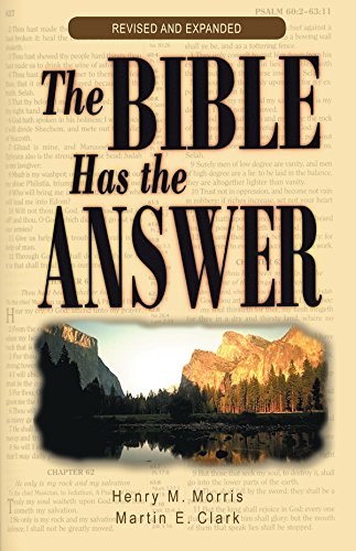 9780890510186: The Bible Has The Answer