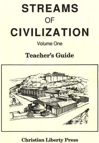 9780890510285: Streams of Civilization, Volume 1, Teacher's Guide