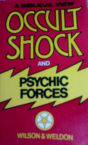 9780890510650: Occult shock and psychic forces