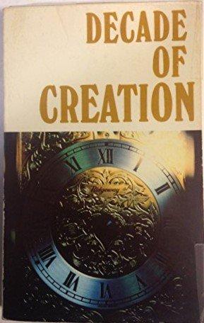 9780890510698: Decade of Creation