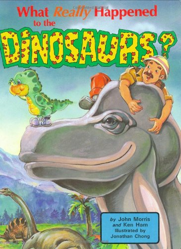 9780890511596: What Really Happened to the Dinosaurs? (DJ and Tracker John)