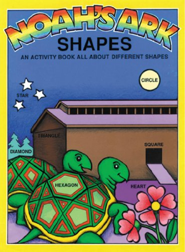 Noah's Ark Shapes (Noah's Ark Activity Books) (0890511853) by Snellenberger, Earl; Snellenberger, Bonita
