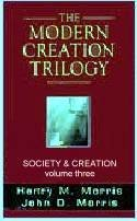 9780890512227: The Modern Creation Trilogy : Society and Creation: Volume 3