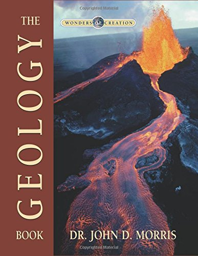 9780890512814: The Geology Book (Wonders of Creation)