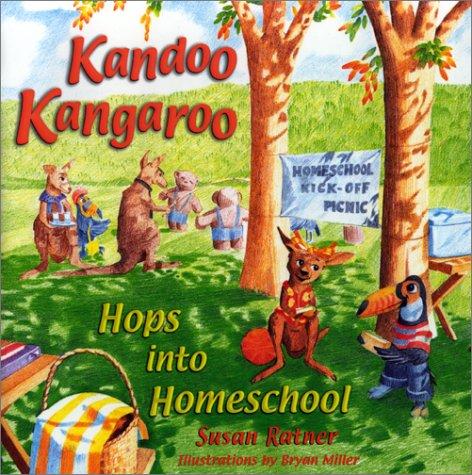 Kandoo Kangaroo Hops into Homeschool: Susan Ratner