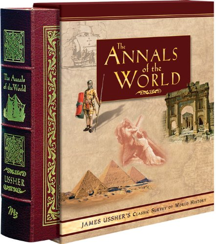 9780890513606: Annals of the World: James Ussher's Classic Survey of Ancient World History with CD-ROM