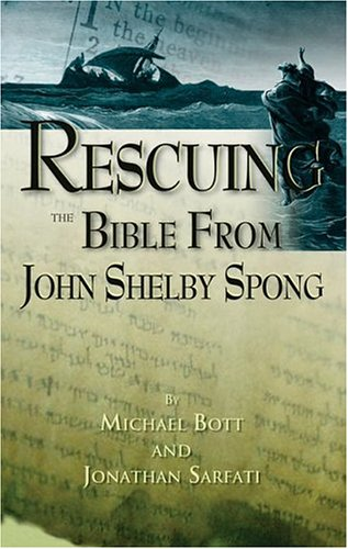 9780890514177: Rescuing The Bible From John Shelby Spong
