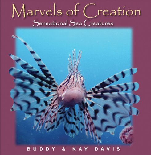 9780890514580: Sensational Sea Creatures (Marvels of Creation)
