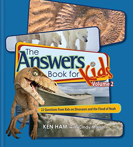 9780890515273: Answers Book for Kids Volume 2