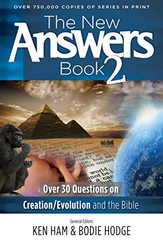 9780890515372: The New Answers Book 2: Over 30 Questions on Creation/Evolution and the Bible (New Answers (Master Books))
