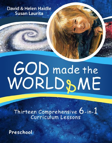 9780890515631: God Made the World & Me