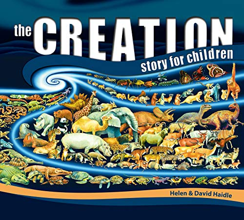 9780890515655: The Creation Story for Children