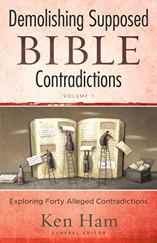 9780890516003: Demolishing Supposed Bible Contradictions Volume 1