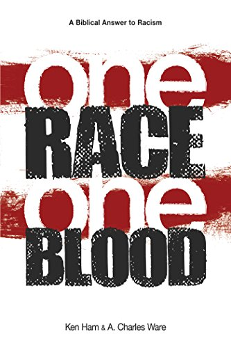 9780890516010: One Race One Blood