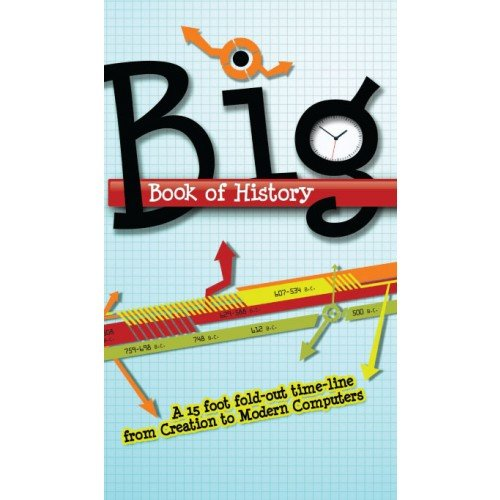 Big Book of History: A 15 Foot: Laura Welch