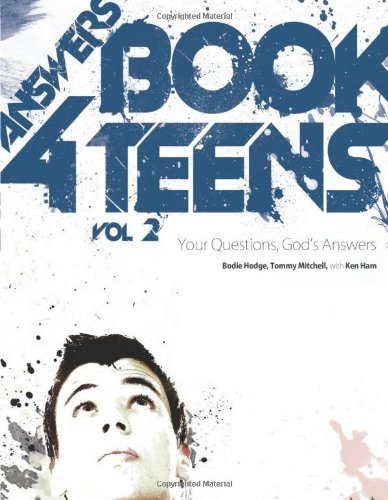 9780890516607: Answers Book for Teens Vol 2 (Answers Book (Master Books))