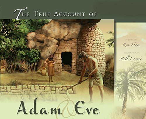 9780890516706: The True Account of Adam and Eve