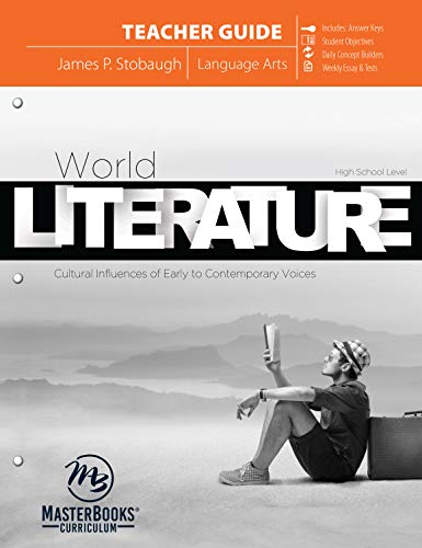 9780890516768: World Literature: Cultural Influences of Early to Contemporary Voices