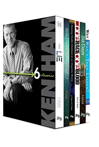 9780890517208: Ken Ham 6 Classics