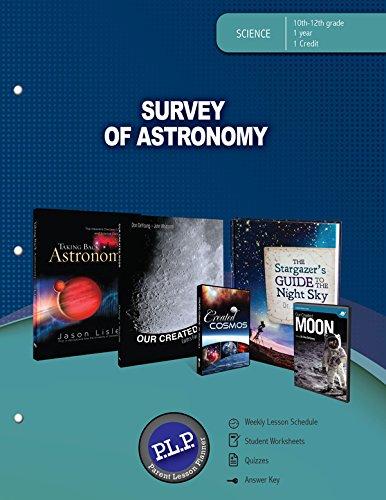 9780890517437: Survey of Astronomy Parent Lesson Planner