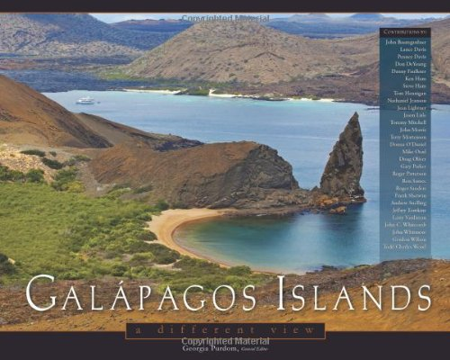 9780890517819: Galapagos Islands: A Different View